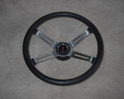 70-77 Olds Cutlass and 442 optional 4 spoke wheel