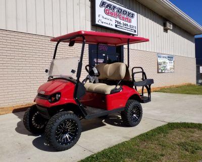 2021 E-Z-GO Express S4 72-Volt Electric Golf Carts Covington, GA