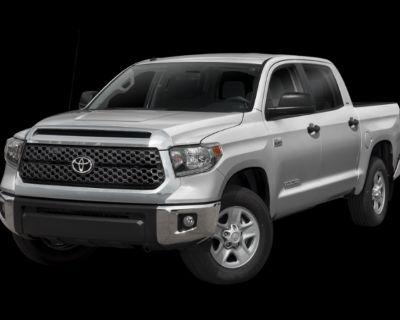 New 2021 Toyota Tundra 4WD SR5 4WD Crew Cab Pickup