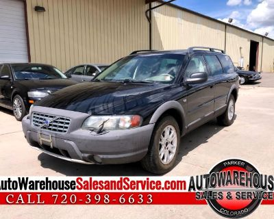 Used 2004 Volvo XC70 Cross Country