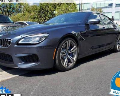 2016 BMW M6 Standard