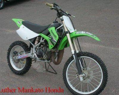 2009 Kawasaki KX 100