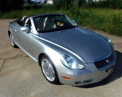 Used 2002 Lexus SC 430 Convertible