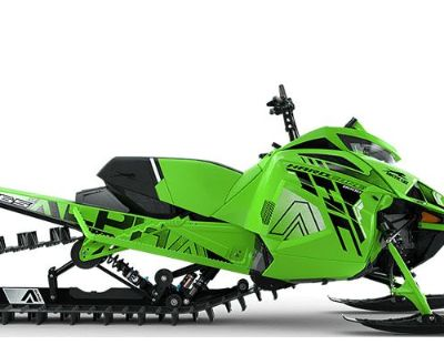 2022 Arctic Cat M 8000 Hardcore Alpha One 165 3.0 ES Snowmobile Mountain Osseo, MN