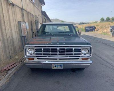 1974 Dodge D/W Series