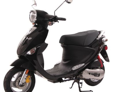 2022 Genuine Scooters Buddy 50 Scooter Indianapolis, IN