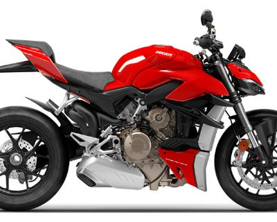 2021 Ducati Streetfighter V4 Sport New Haven, CT