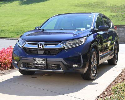 Pre-Owned 2019 Honda CR-V EX-L