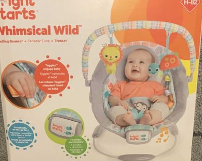 Brand new Baby bouncer chair