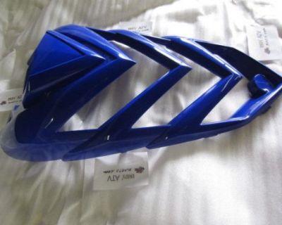 Raptor 700 Oem Front Hood Blue