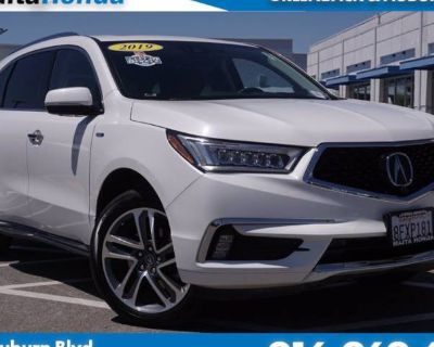 2019 Acura MDX Hybrid with Advance Package