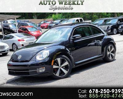 2012 Volkswagen Beetle 2dr Cpe DSG 2.0T Turbo w/Sun/Sound/Nav