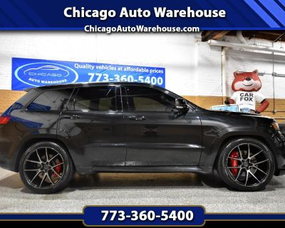 Used 2014 Jeep Grand Cherokee 4WD 4dr SRT8