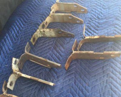OG Front bumper brackets