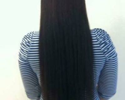 Hair Extensions application by me 4156370807