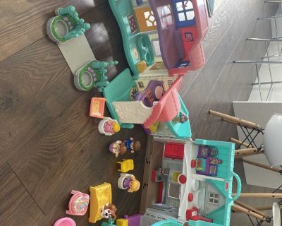Fisher Price Doll Houses