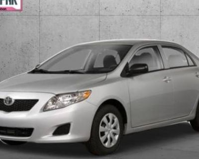 2010 Toyota Corolla LE