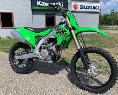 2021 Kawasaki KX 450X Motorcycle Off Road Brilliant, OH