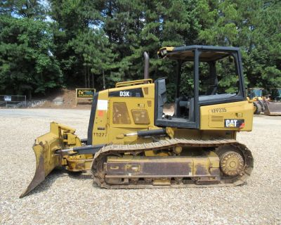 2013 CATERPILLAR D3K2 XL Dozers, Crawler Tractors