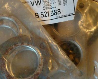 NOS Type 4 muffler exhaust kits