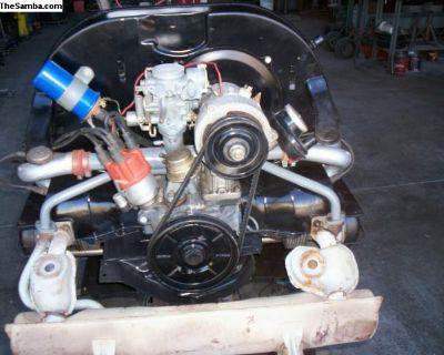 1600 doual port engine turn key