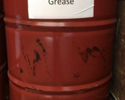 Bulk 5th wheel grease