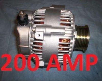 Lexus High Amp Alternator Sc300 92 1993 1994 V6 Ls400 90 91 V8 Generator 1 Year