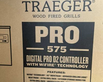 Traeger Pro 575 Wood Fire Grill