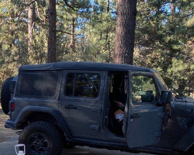 California - Jeep JLUR 2018-2021 Sailcloth Soft Top $900