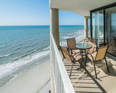 Luxury Oceanfront 3 Bedroom with Free Water Park, Aquarium, Mini-Golf & More Every Day! OOP1105 - Garden City Beach