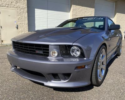 2006 Ford Mustang Saleen S281 Supercharged