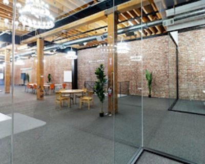 Office Suite for 25 at Codi - Amazing Artistic Loft Space