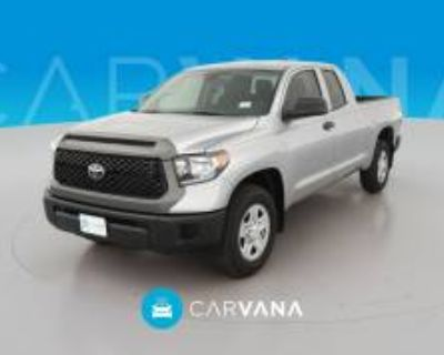 2020 Toyota Tundra SR Double Cab 6.5' Bed 5.7L 2WD