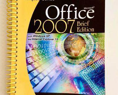 Microsoft Office 2007 Brief - Windows Xp (Marquee Series)