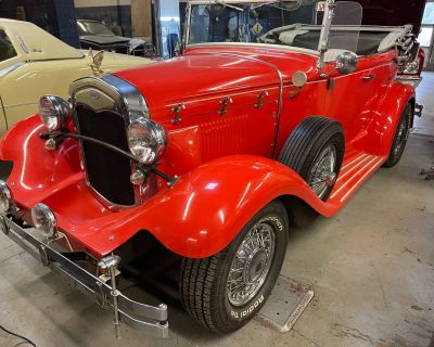 1931 Ford Sorry Just Sold!!! Model A Phaeton Convertible