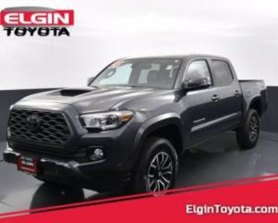 2020 Toyota Tacoma TRD Sport Double Cab 5' Bed V6 4WD Automatic