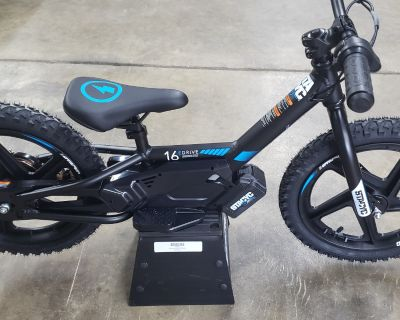 2021 STACYC Brushless E-Drive 16 E-Bikes Youth Norfolk, NE