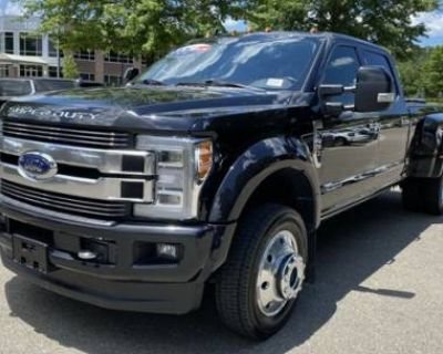 2019 Ford Super Duty F-450 Limited