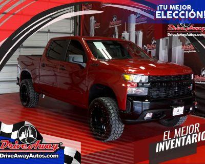 "2020 Chevrolet Silverado 1500 4WD Crew Cab 147"" Custom Trail Boss"