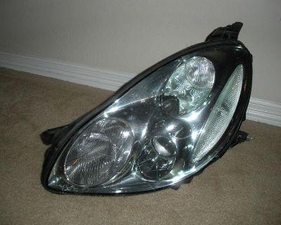Lexus Sc430 Xenon Headlight 2002 2003 2004 2005 Oem - Please View