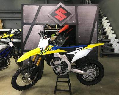 2021 Suzuki RM-Z250 Motocross Off Road Amarillo, TX