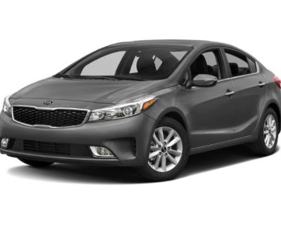 Pre-Owned 2018 Kia Forte S FWD 4dr Car
