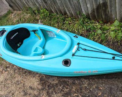 Kayak 8ft Sundolphin Aruba 8 ss