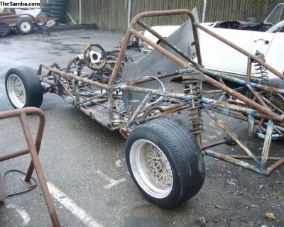 Cheapie Porsche Inspired Race Buggy Thingy +914