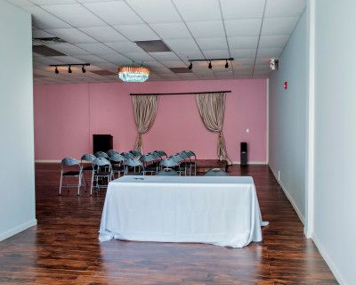 Private Event Venue, two rooms, Johns creek, GA
