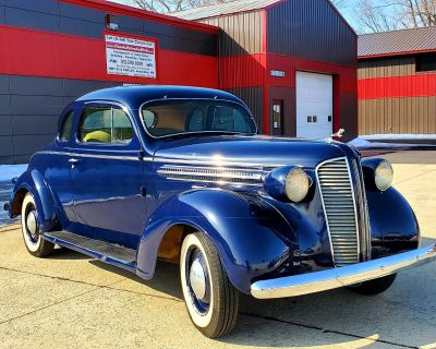 1937 Dodge Brothers Coupe