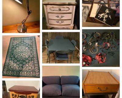 Reston, VA Online Auction- Bidding ends 9/16 starting at 7pm