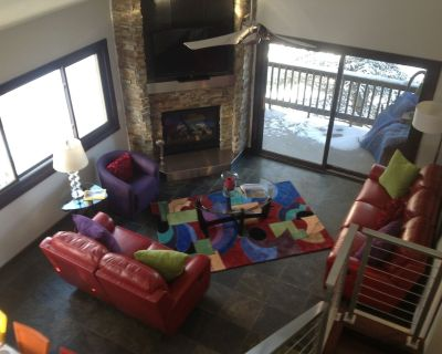 GREAT Ski-in, Ski-out Condo at Snow Flower at Park City Mountain Resort ! - North Park City