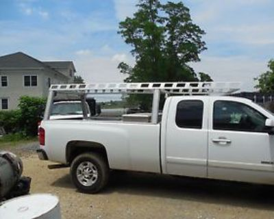 System One Pickup Truck And Van Ladder, Utility, Work, Construction Racks Box
