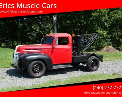 1947 Ford Tow Truck
